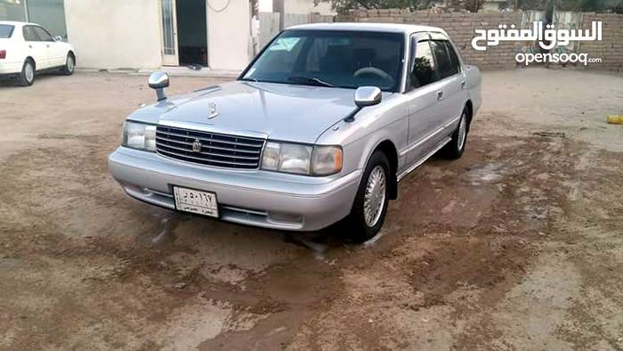 Gasoline Fuel/Power   Toyota Other 1992
