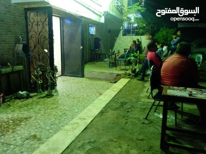 قهوه للايجار في شارع رئيسي من الهرم كامله بالتجهيزات