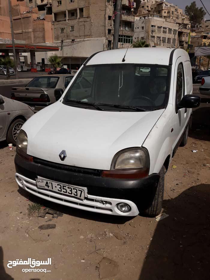10,000 - 19,999 km Renault Kangoo 2003 for sale