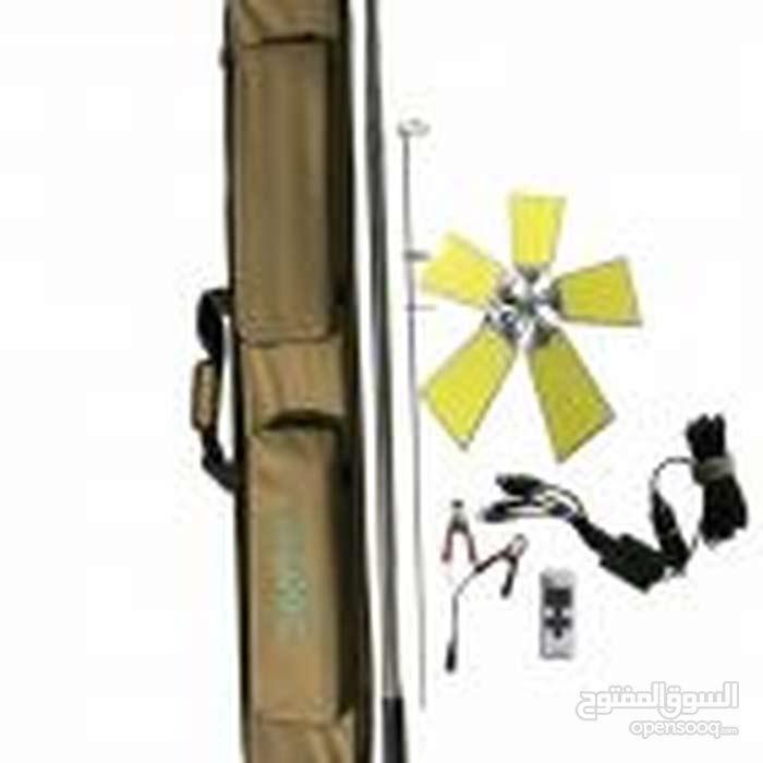 لمبة السنارة المروحة المتطوره 1500 وات مع التحكم بريموت