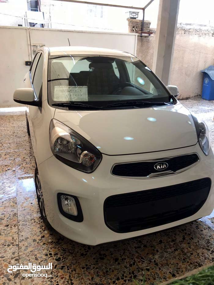 2017 New Picanto with Automatic transmission is available for sale
