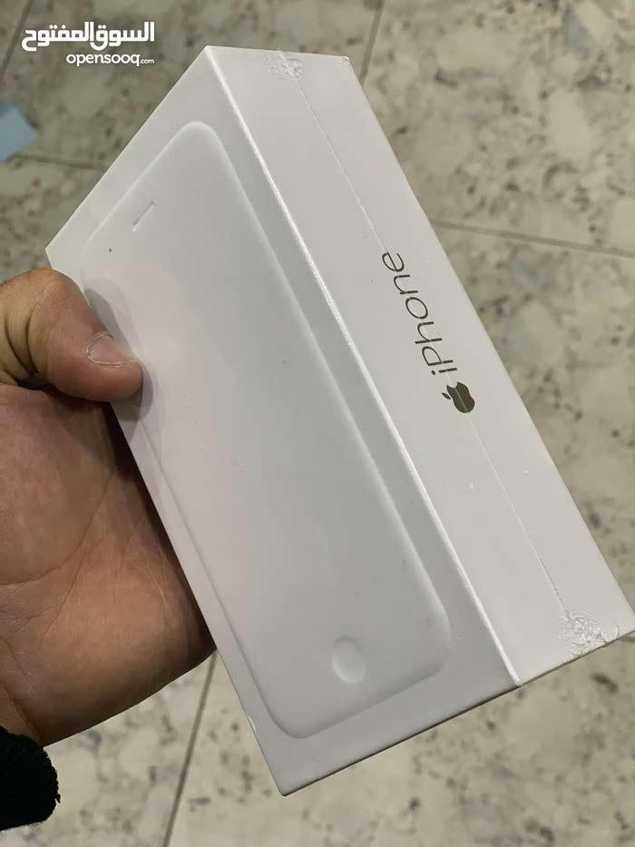 ايفون 6 الداكره 64G الجهاز اصلي جديد السعر 750 دينار