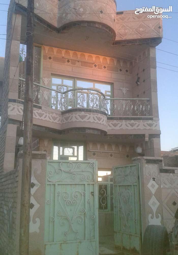 بيت 100م للبيع بسبع البور خلف شارع الطيار