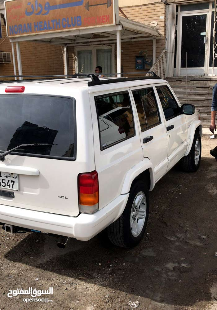 km Jeep Cherokee 1998 for sale