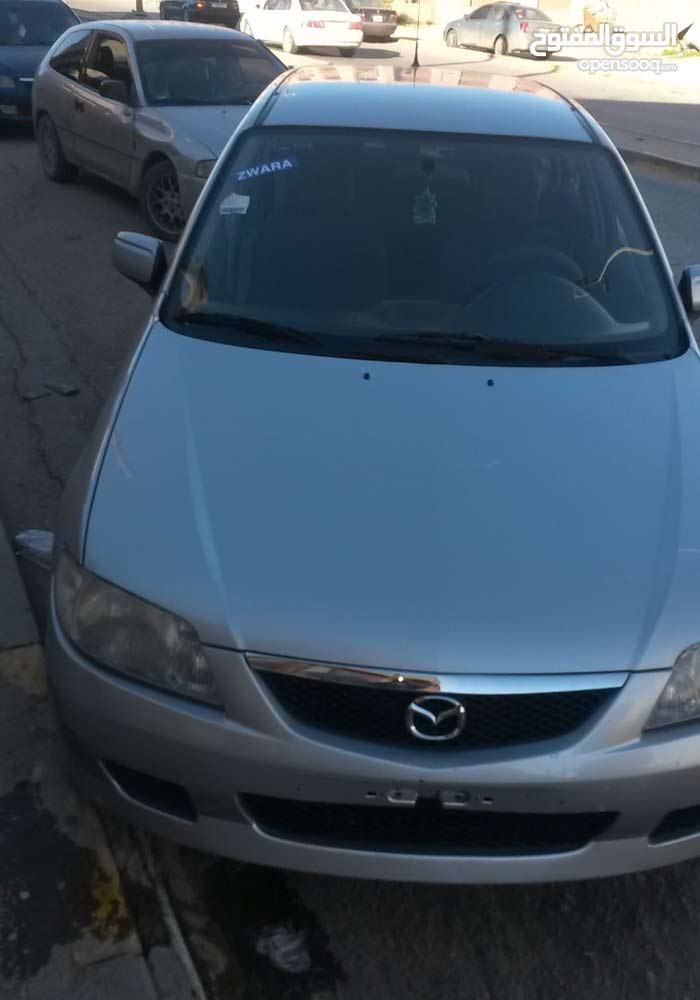 Mazda 323 Used in Gharyan