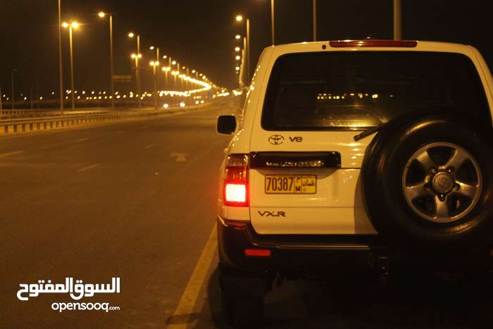 Toyota Land Cruiser car for sale 1998 in Muscat city