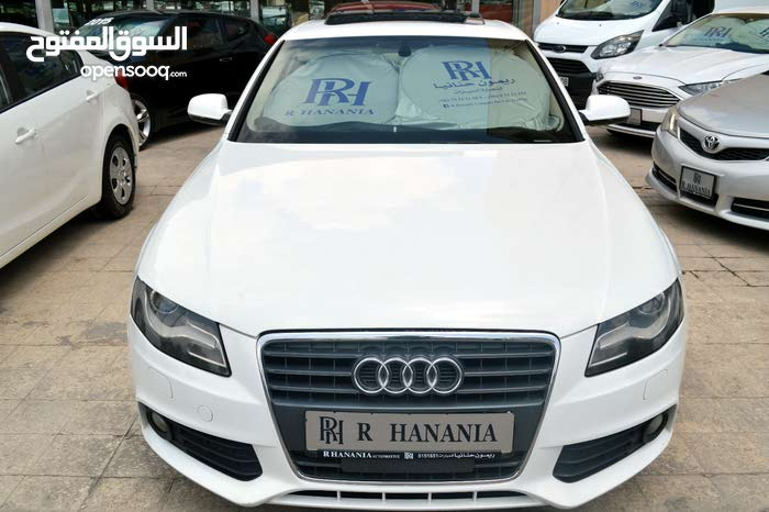 90,000 - 99,999 km Audi A4 2010 for sale