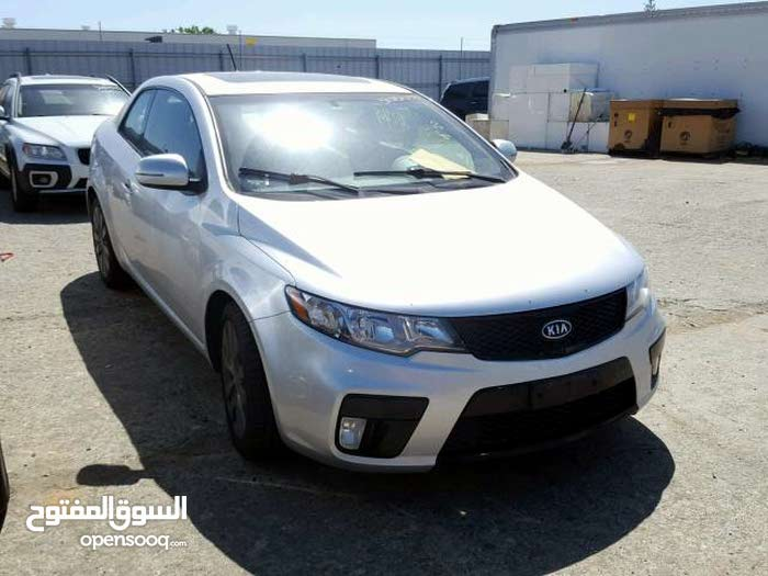 Kia Forte 2013 For sale - Grey color