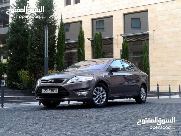 Used condition Ford Mondeo 2012 with 1 - 9,999 km mileage