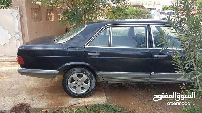 Automatic Mercedes Benz 1982 for sale - Used - Diyala city