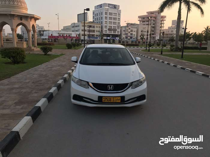 Gasoline Fuel/Power   Honda Civic 2013