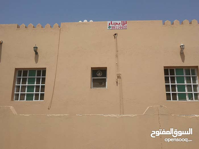 excellent finishing palace for rent in Al Masn'a city -