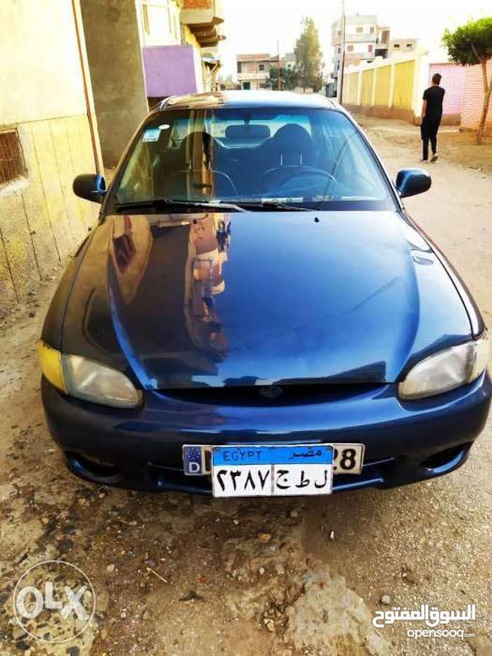 Hyundai Accent 2000 in Kafr El-Sheikh - Used