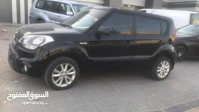 Kia Soal Used in Abu Dhabi
