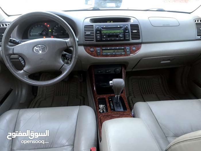 Toyota Camry 2004 For sale - Beige color