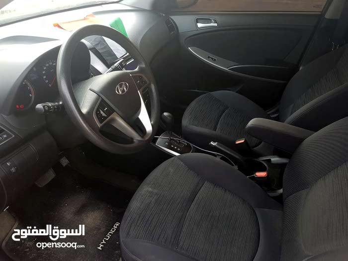 Hyundai Accent for sale in Abu Dhabi