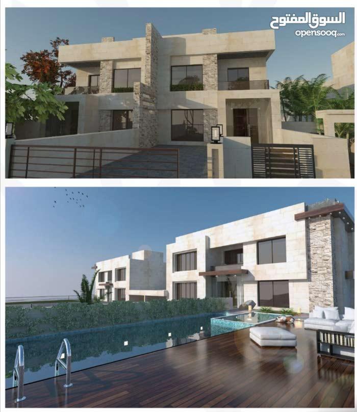 فيلا فخمه للبيع في الاردن - دابوق / luxury villa for sale in jordan-dabouq