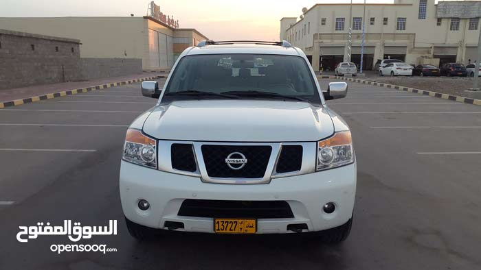 10,000 - 19,999 km mileage Nissan Armada for sale