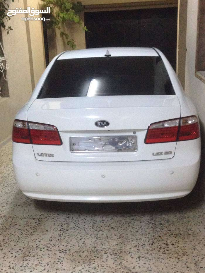 Automatic Kia 2010 for sale - Used - Misrata city