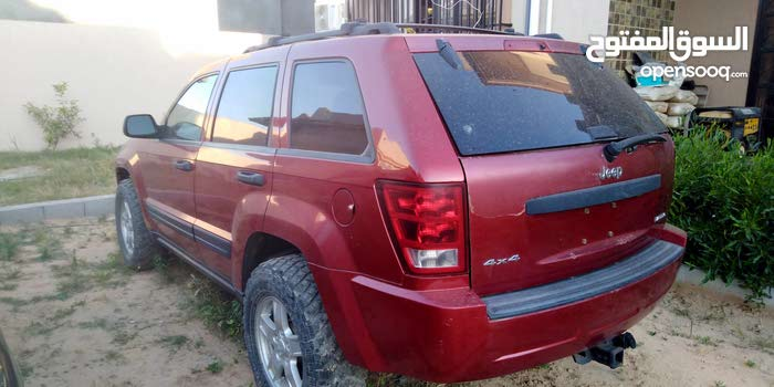 Jeep Cherokee car for sale 2007 in Tripoli city