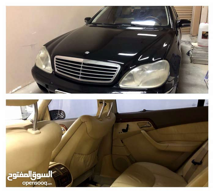Mercedes Benz S 320 2001 - Central Governorate