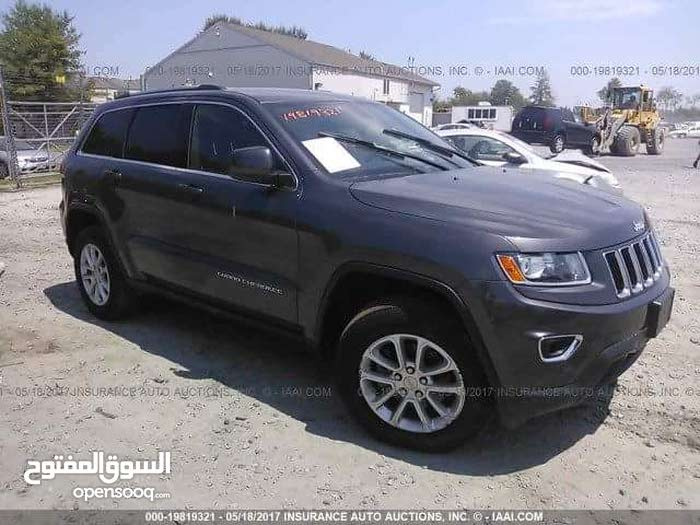 Jeep Grand Cherokee car for sale 2015 in Baghdad city