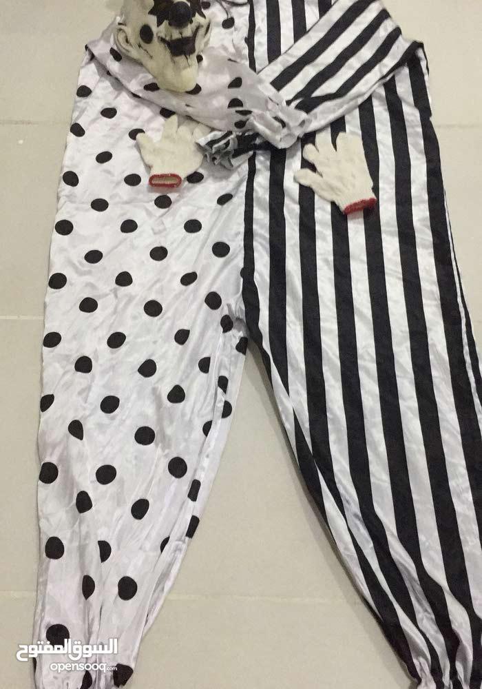 لبس مهرج للبيع