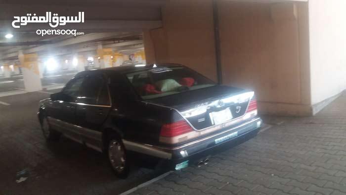 160,000 - 169,999 km mileage Mercedes Benz S 320 for sale