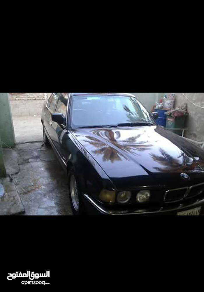 For sale 1990 Black 735