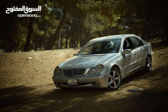 180,000 - 189,999 km mileage Mercedes Benz C 200 for sale