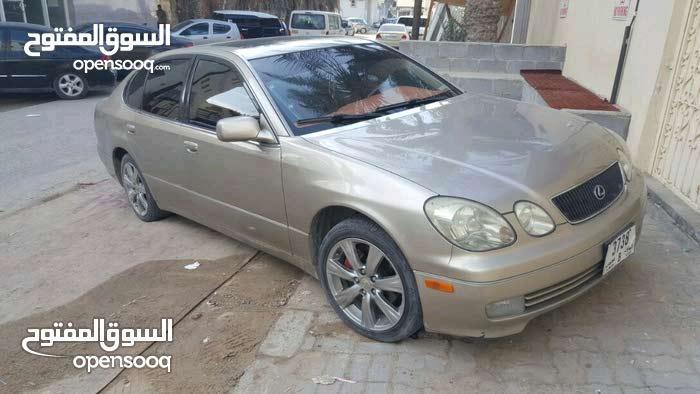 Used Lexus GS for sale in Ajman
