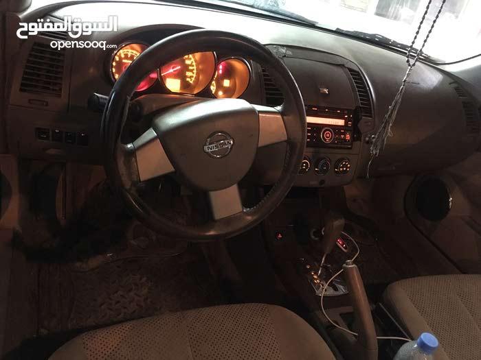 Nissan Altima 2007 - Automatic