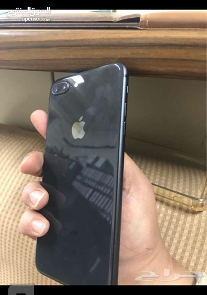 ايفون 8 بلس 64قيقا