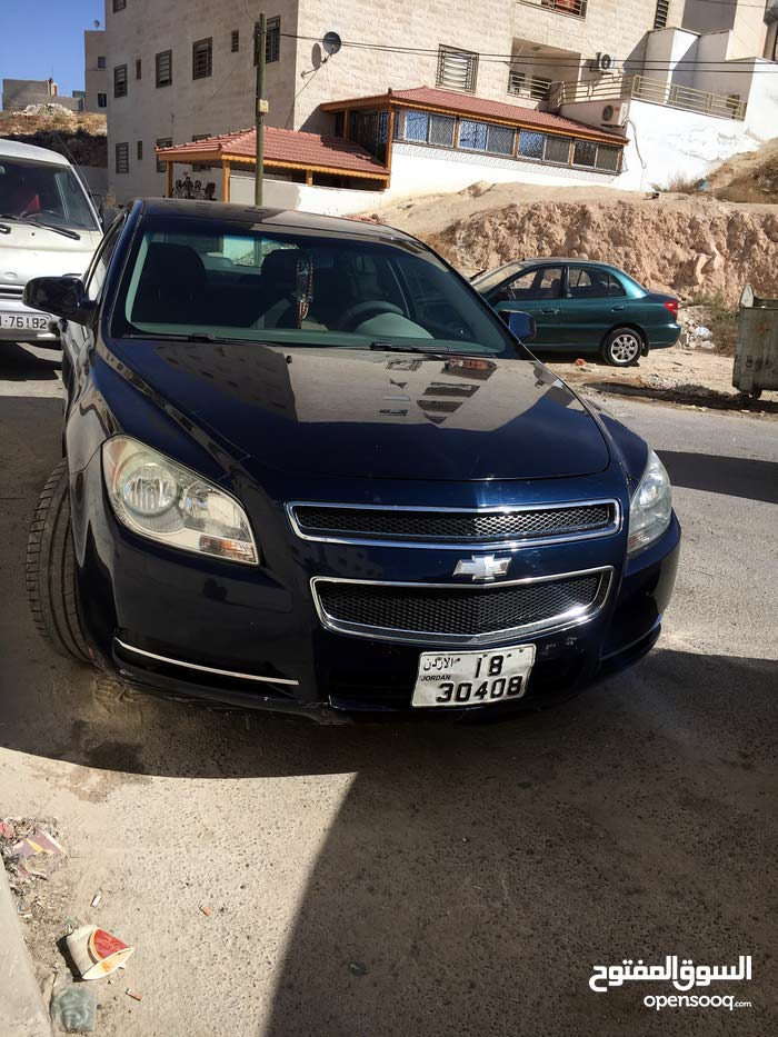 1 - 9,999 km Chevrolet Malibu 2010 for sale