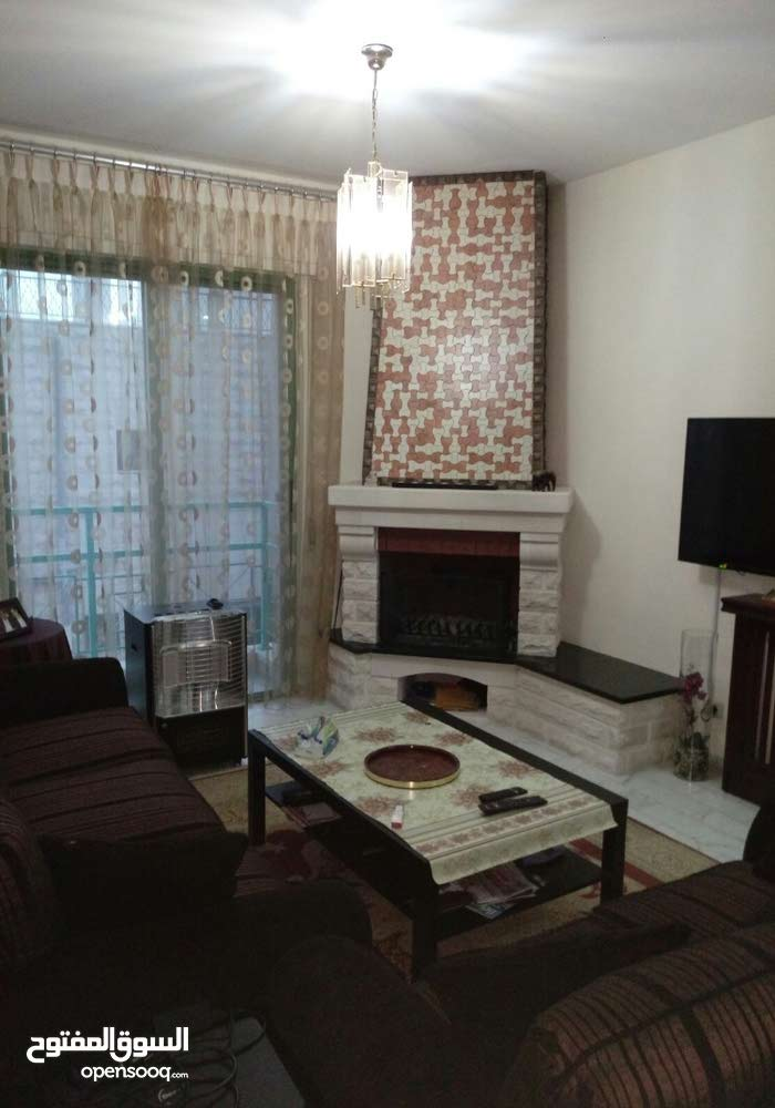 apartment for rent in Amman city Al Rabiah