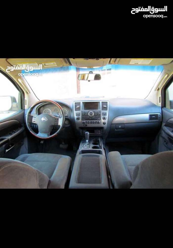 Automatic Nissan 2008 for sale - Used - Benghazi city