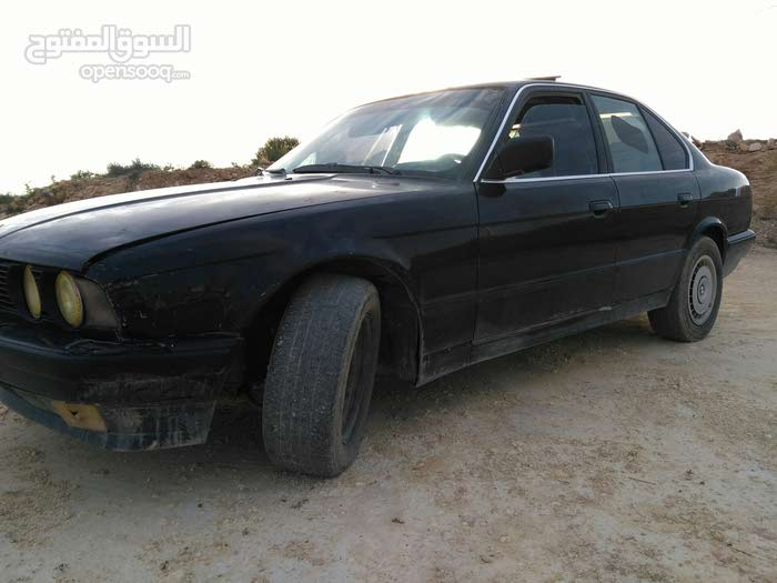 Available for sale! +200,000 km mileage BMW 525 1996