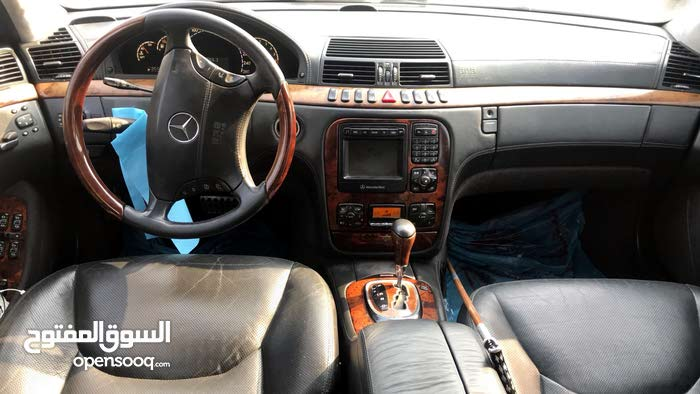 Best price! Mercedes Benz S 500 2001 for sale