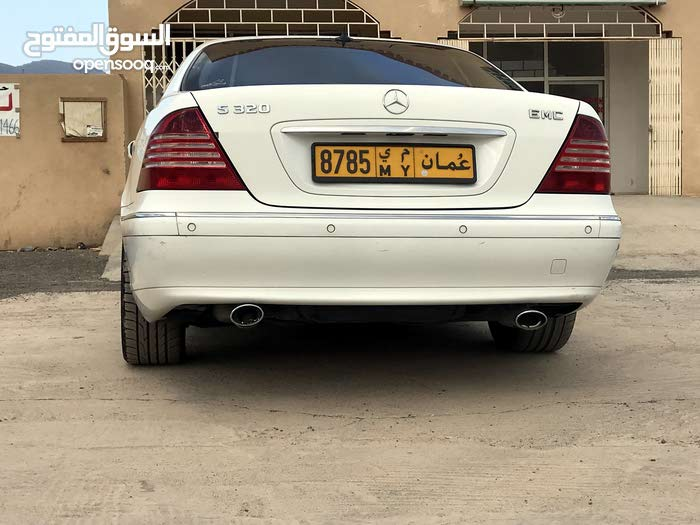 2001 Used S 320 with Automatic transmission is available for sale