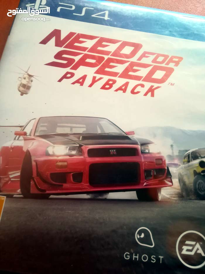 CD - NEED FOR SPEED PAY BACK