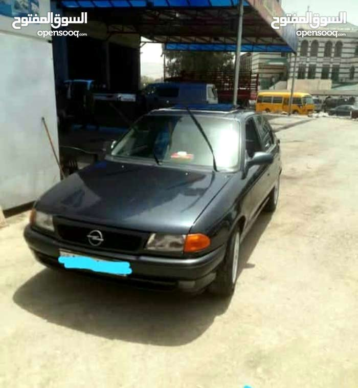 +200,000 km Opel Astra 1995 for sale