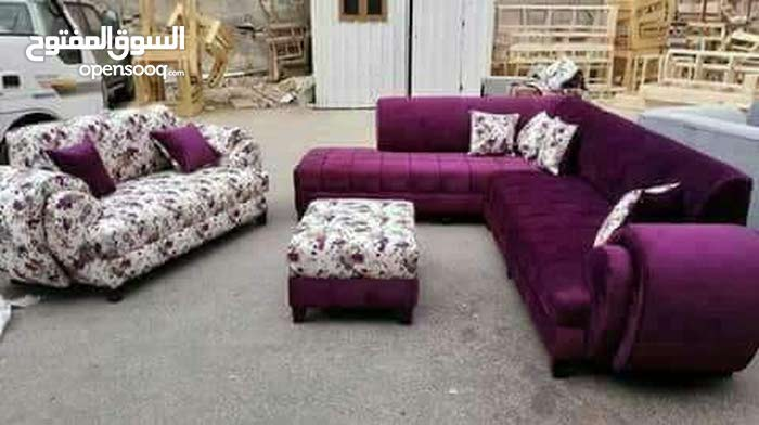 Available for sale in Amman -  Sofas - Sitting Rooms - Entrances