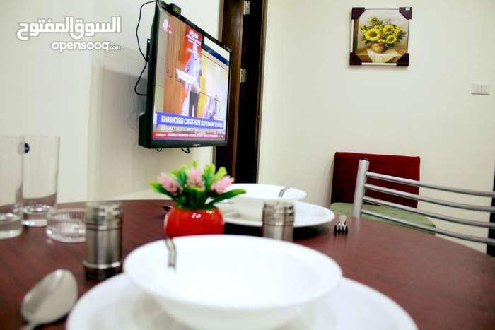 شقة مفروشة  في أفضل مواقع الجبيهة - furnished apartments in Amman - مدد مختلفة