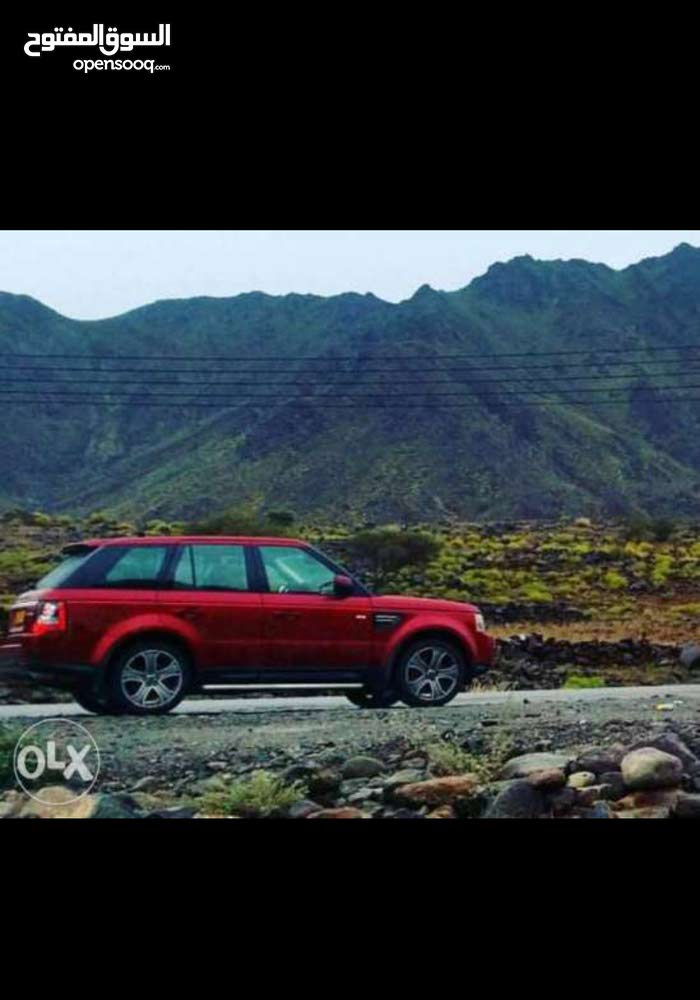 130,000 - 139,999 km Land Rover Range Rover Sport 2012 for sale