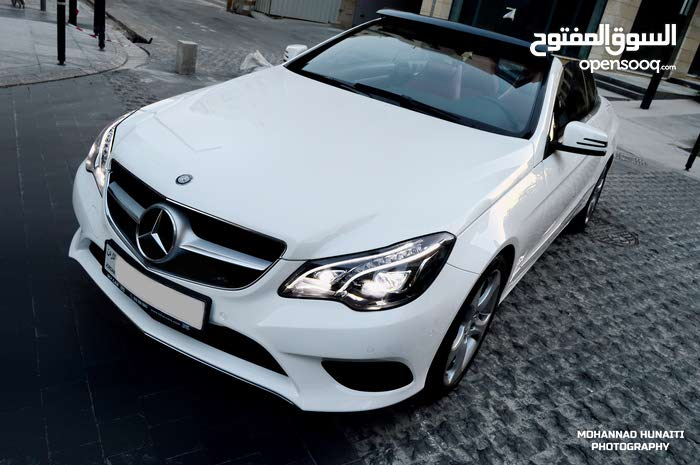 2016 Mercedes Benz for rent in Amman
