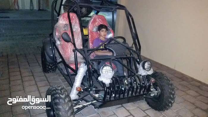 ATV Buggy 2017 Model use few months only