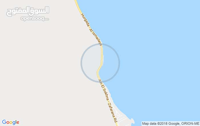 بمقدم 10% فيلا في العين السخنة قرية المونت جلاله