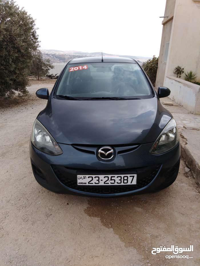 Gasoline Fuel/Power   Mazda 2 2014