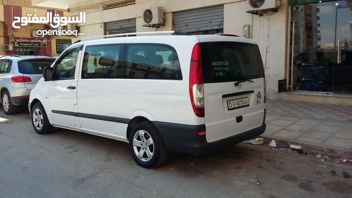 Mercedes Benz Vito 2004 For sale - White color