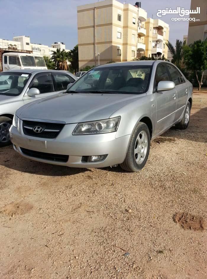 80,000 - 89,999 km Hyundai Sonata 2007 for sale